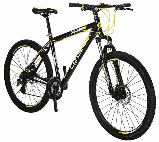 Cyrusher mountain bike MTB XF300