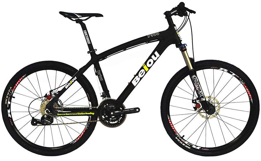 best mountain bike under 1000 - BEIOU Mountain Complete Bicycle